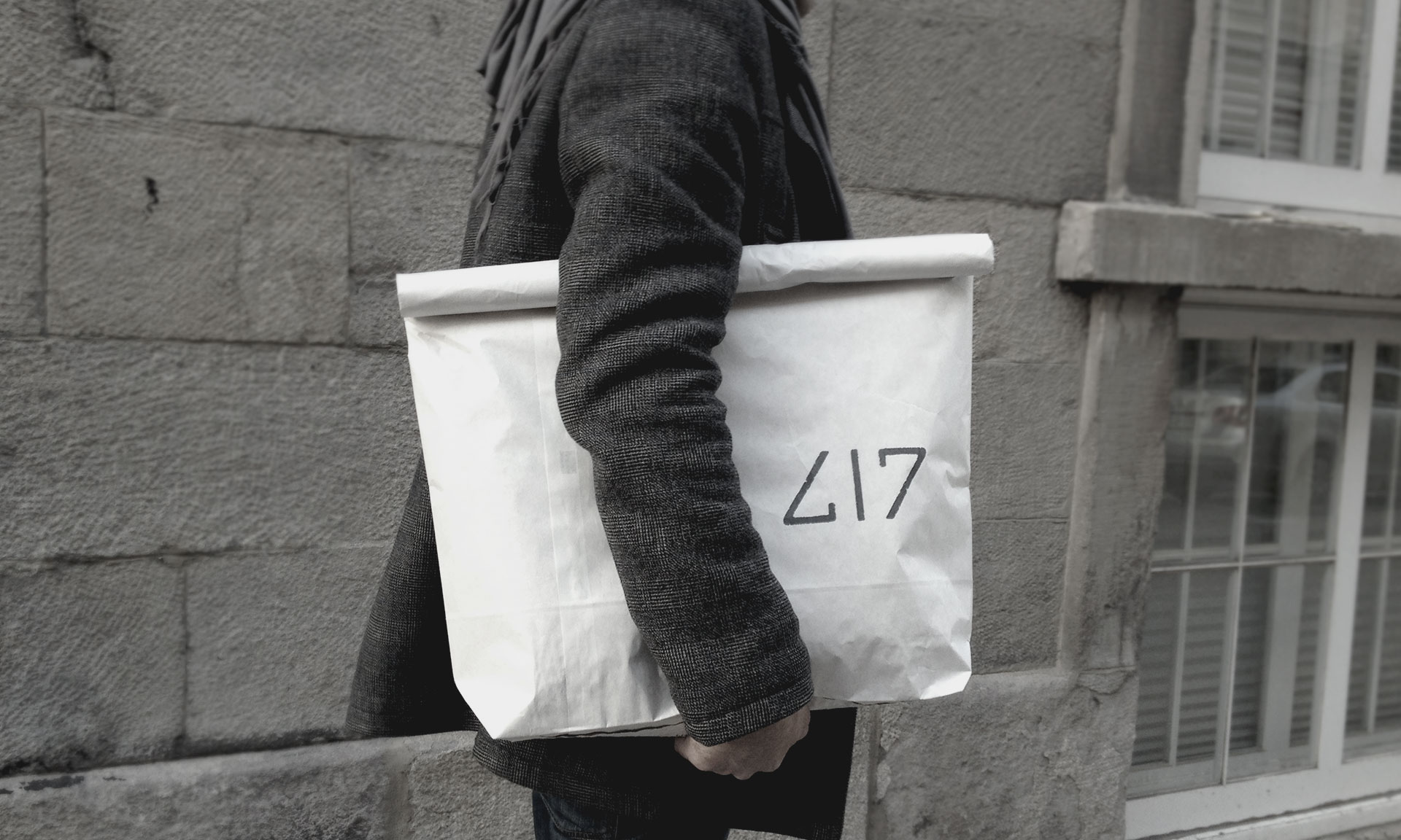 Quai 417 Branding
