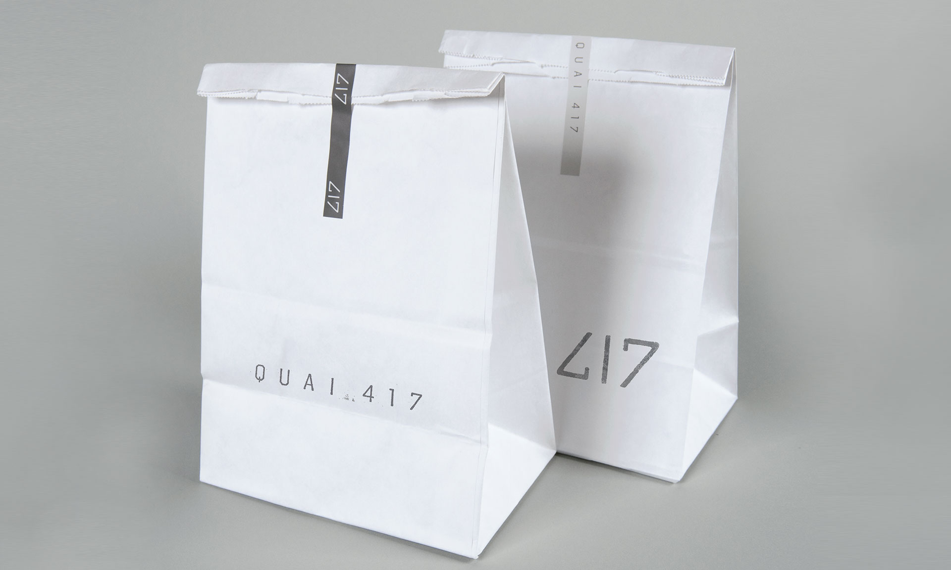 Branding Quai 417