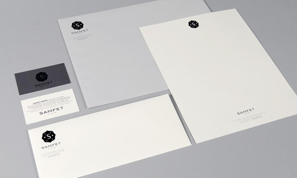 Samfet design