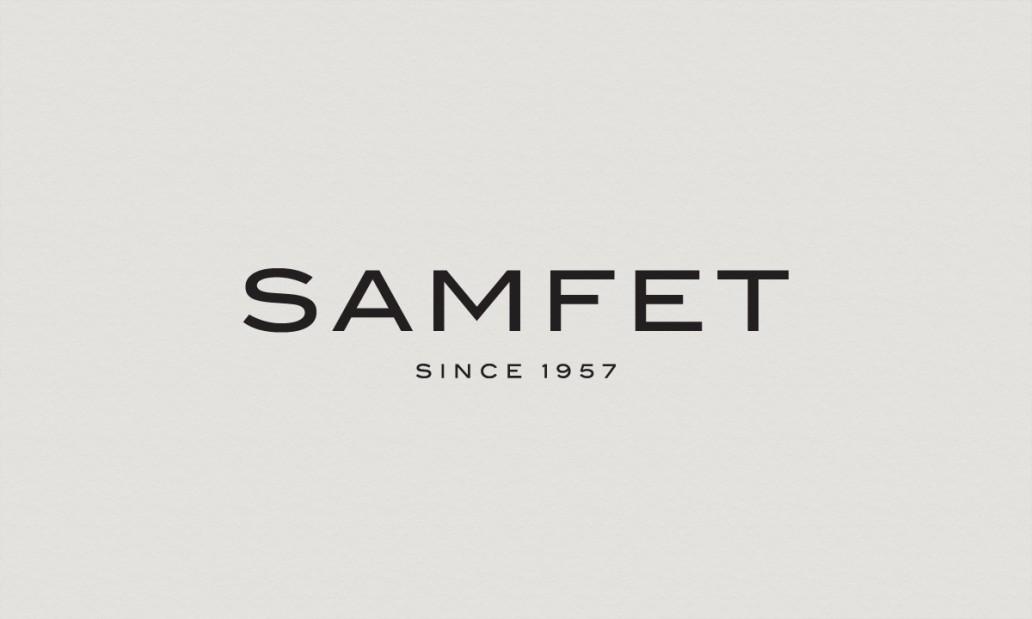 Branding Logotype Samfet