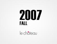 Le Chateau 2007